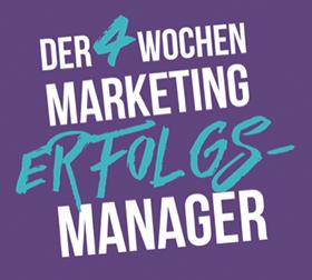 4 Wochen Marketing Erfolgs Manager