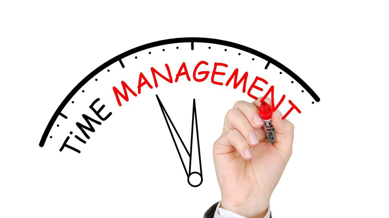 Zeitmanagement-Fähgigkeiten
