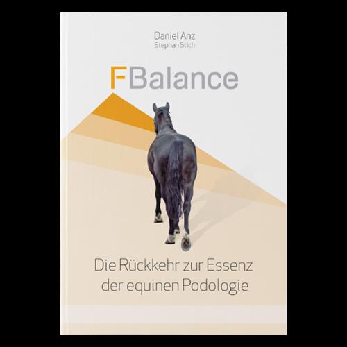 buch cover f balance die rueckkehr zur essenz der equinen podologie