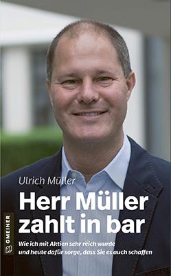 Herr Müller zahlt in bar